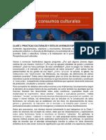 Especialización - CLASE 3