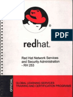 RH253 Red Hat Enteprise Linux Networking and Security Administration