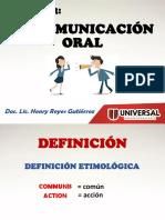 02 - La Comunicación Oral