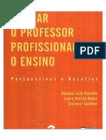 Livro_ Formar o Professor Profissionalizar o Ensino12