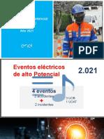 Eventos Electricos 2020 - 25 Feb 2021