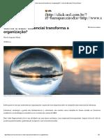Como o líder essencial transforma a organização_ - Harvard Business Review Brasil