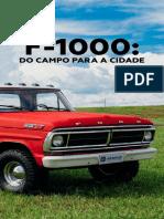 eBook F1000 Do Campo Para a Cidade