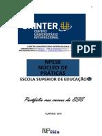 Manual Portfólio 2019