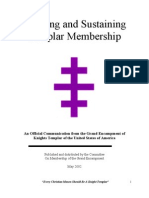 KT Membership Booklet