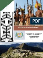 1ºANO Apostila de História - 4ºBIMESTRE