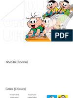 Língua Portuguesa - Aula 4