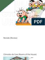 Língua Portuguesa - Aula 6