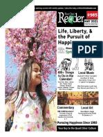 River Cities Reader #985 - May 2021