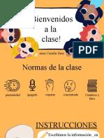 1º Unidad - Los Derechos de Los Niños y Las Niñas