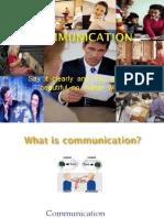 1.communication skills