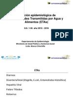 ETAs 1-26 S.E.
