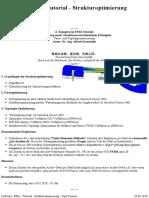 6_Software__FEM_-_Tutorial_-_Strukturoptimierung