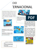 infograma comercio internancional