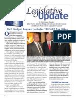 TRICARE NAUS Legislative Update March 2011