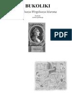 Publiusza Wirgiliusza Marona-Bukoliki-1805-LIPIŃSKI-nowa wersja