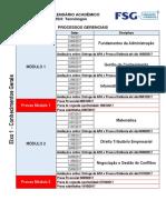 Processos Gerenciais EAD 2017