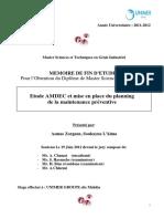 Etude AMDEC et mise en place d - L'kima Soukaina_2103