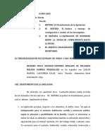 DESISTIMIENTO ALIMENTOS MILAGROS 2