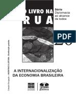 CERVO. a Internacionalização Da Economia Brasileira