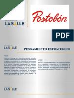 PRESENTACION POSTOBON