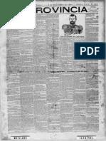 A Província, ano XXIV, nº 251, Pernambuco, 5 de novembro de 1901, pp. 5-6.