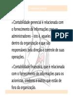 Concetios de controladoria - Revisão
