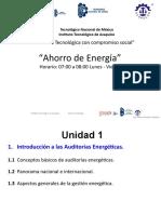 1. Introduccion a Las Auditorias Energeticas