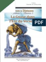 01 La Gnose Dans Lere Du Verseau