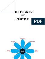 FLOWER OF SERVICE