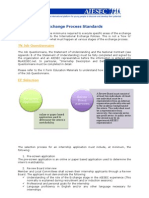 04 - Exchange Process Standards