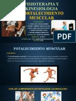 FORTALECIMIENTO MUSCULAR-ELECTROTERAPIA