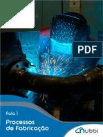 001. Processos de Fabricação-Fundição