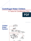 Centrifugal Water Chillers