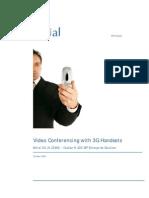 3g Enterprise Videoconferencing