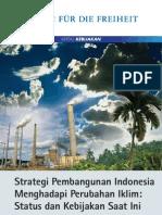 Strategi Pembangunan Indonesia Menghadapi Perubahan Iklim