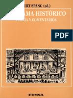 KURT SPANG, El Drama Histórico