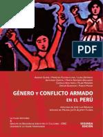 Género y conflicto armado en el Perú - Anouk Guiné, Maritza Felices-Luna, Luisa Dietrich, Antonio Zapata, et.al