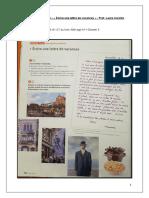20 Langue II - Écrire une lettre de  (9 classe)