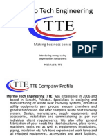 Thermo Tech Engineering Publication