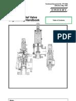 Crosby valves handbook