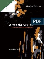 Peirano 2006-A teoria vivida