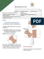 Guía Geometría - Áreas sombreadas