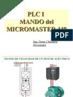 PLC I MM440