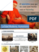 Edad Moderna I   (XV  - XVIII)