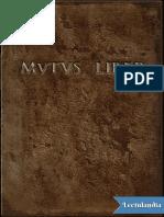 Mutus Liber - Isaac Baulot