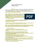 Resumen EFECTOS SOCIALES Y POLITICOS DEL URBANISMO
