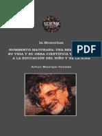 Arturo Manrique Guzmán - Humberto Maturana
