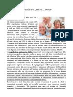 Articolo Invecchiare Attiva… Mente