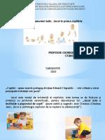 tema seminar PDE
